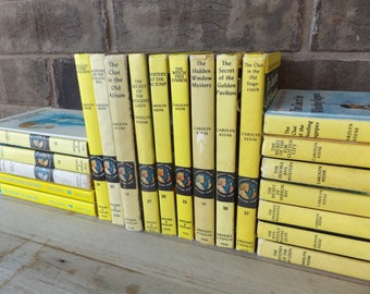 PICK YOUR BOOK Nancy Drew Books / Mystery Stories (Listing #270)