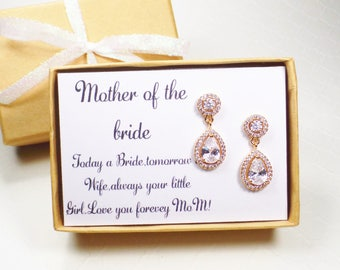 Mother of the bride gift,Mother of the groom earrings,mother of the bride gift,mother of the bride earrings,mother in law gift