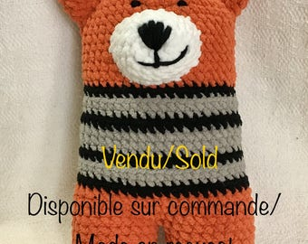 Boubou - Pooh armless - available to order / available on request