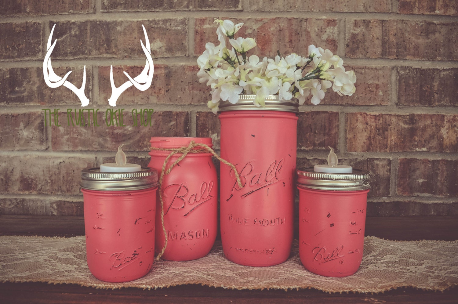 Mason Jar Candles Wedding - Best Candle 2018