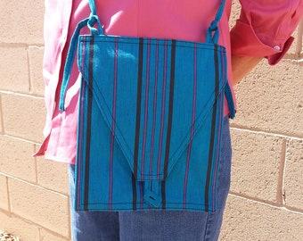 Handmade  Adjustable Cross Body Handbag Free Shipping