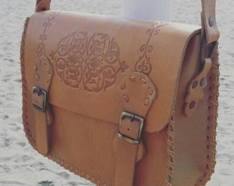 Genuine Leather Turkish Style Handmade Bag