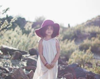 Bohemian Beach Dress | Gauze
