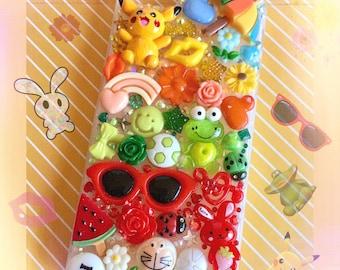 Kawaii iPhone case, iPhone 5s cover, iPhone 5s case , bling iPhone 5 case, funda para celular, funda de movil, phone cover, cell phone case