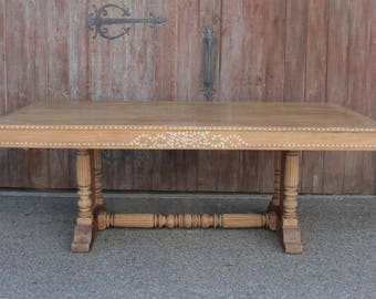 Modern Rustic Dining Room Sets rustic dining table   etsy