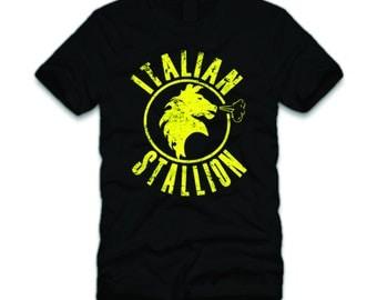 Italian stallion t shirt