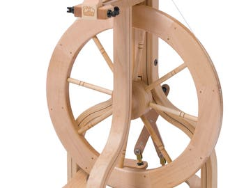 Schacht Matchless Double Treadle Spinning Wheel - FREE Shipping