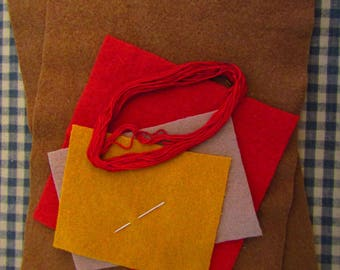Free shipping* Candle Mat Kit #1