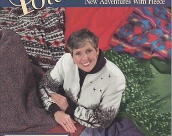 Polar Magic...New Adventures with Fleece by Nancy Cornwell