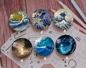 Handmade Round Photo glass Cabochons,8mm -58mm size Cute Animal Style Butterfly More-ZY903