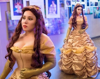 Beauty and the Beast - Belle Ball Gown - Cosplay