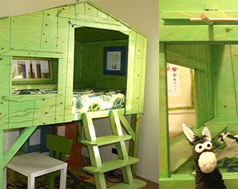 children's cottage bedroom set