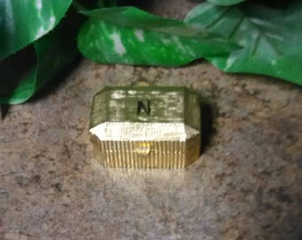 Vintage Norell Concentrated Perfume Pillbox