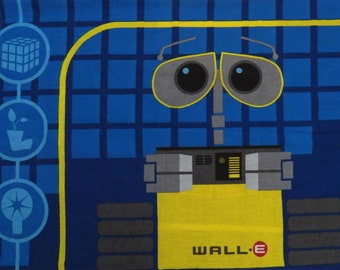 Wall-E standard pillowcase