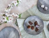 CERAMIC PLATE, Cake Plate,  Dessert Plate, Ceramic Plate Set, Ceramic Serving Plate, Pottery Plate, Dessert Plate Set, Housewarming Gifts
