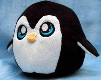 Hamlet, the Poet Penguin of the North Penguin plush toy