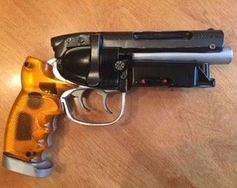 Blade Runner PKD Movie Pistol Replica Prop Gun Model Resin Kit Deckard Blaster kit