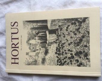 Hortus journal. No 25 Spring 1993