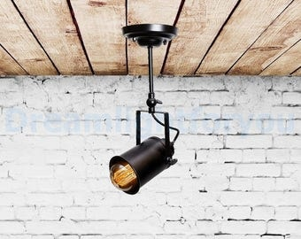 Track lighting Etsy