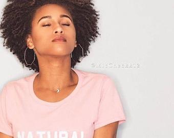 Natural AF Tee