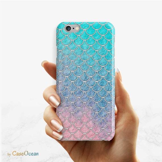 Mermaid Iphone  Plus Case