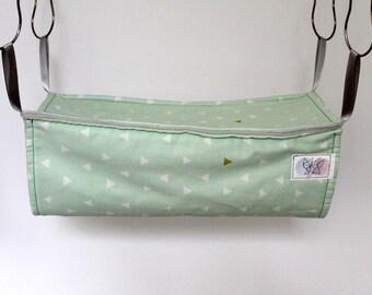 Rat Bunk Bed - Double Decker Hammock - Pet Hammock - Rat Hammock - Sugar Glider Bedding - Ferret Hammock - Rat Cage Accessories - Boho Heart