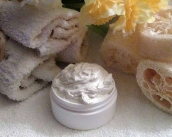 Magnesium Oil Body Butter~ Aches~Arthritis~Restless Legs~ Insomnia~Sore Muscle Relief~Natural Sleep Aid~Magnesium Butter~Drug Free Therapy~