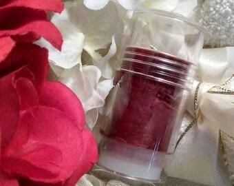 Wine Red Shimmer Stick~Wine Shimmer~Healthy Skin~Glowing Skin~Sparkling Skin~Shimmering Skin~Red Shimmer Stick~Merlot Wine Shimmer Stick~