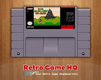 SNES - Super Mario World: The Senate