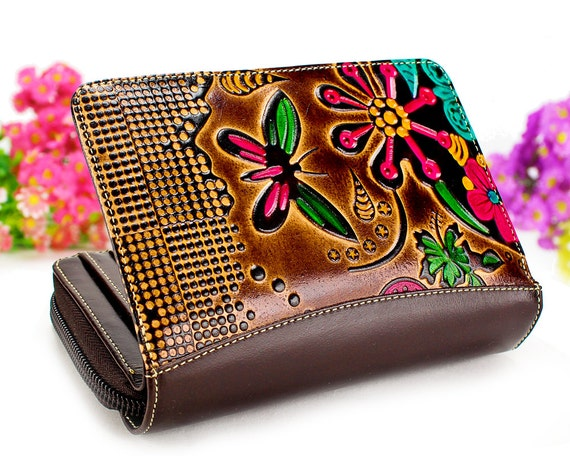 Small Women Wallet Cool Women Wallet Women Wallet By Artycult