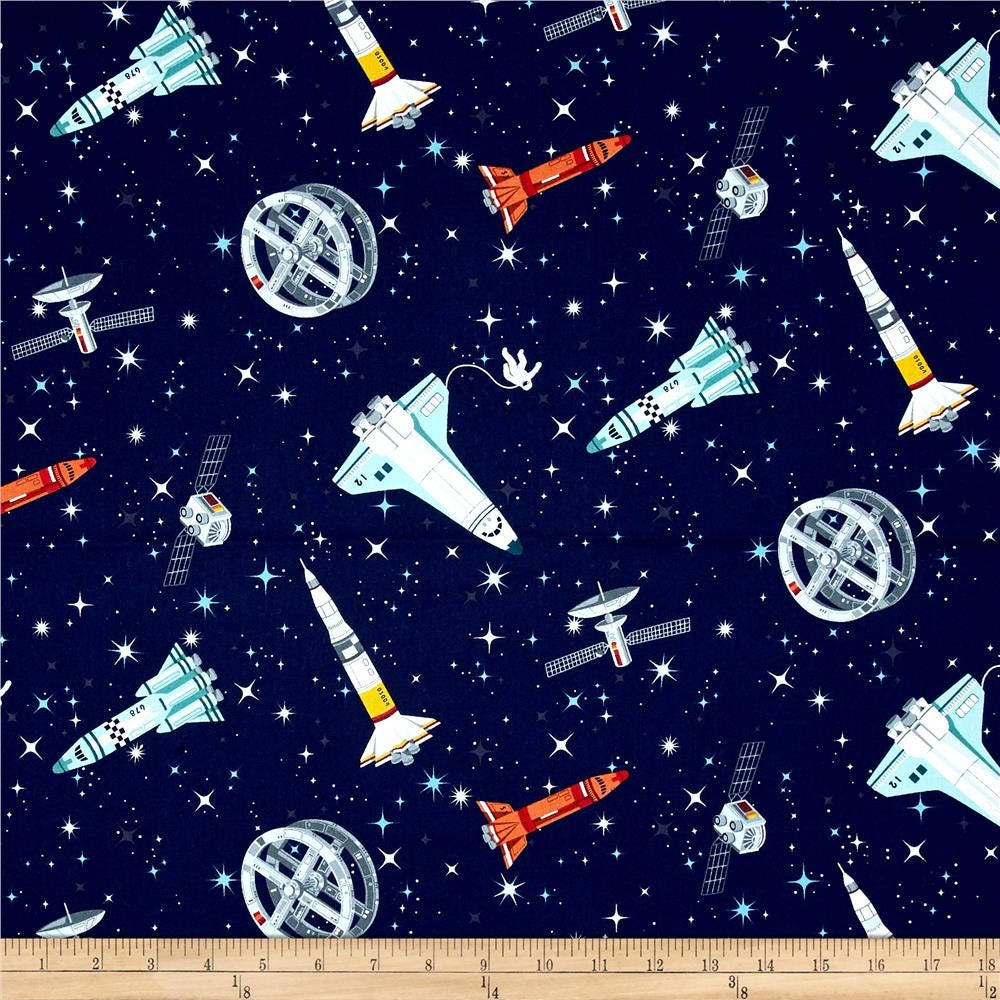 Galaxy rockets on midnight space solar system satellites for Galaxy fabric canada
