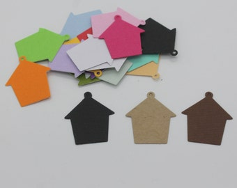 Home Cottage charm: lot of cut die - cut