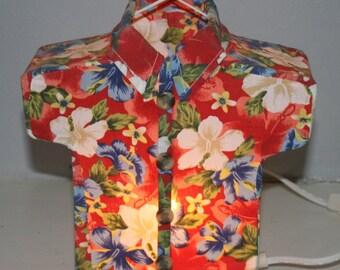 Vintage Shirt Lamp