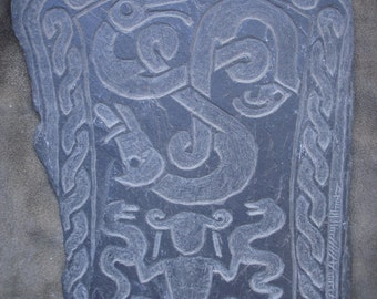 Smiss Runestone (Stone of the Witch of the Serpents)