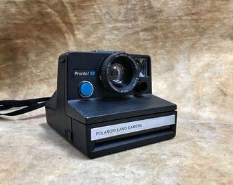 Working Polaroid Pronto SE Camera // Film Tested