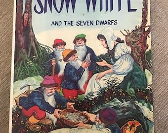 Snow White and the Seven Dwarfs, Walt Disney, Fairy Tale