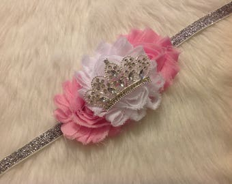 Disney Princess Aurora Sleeping Beauty Inspired Tiara Boutique Hair Accessory