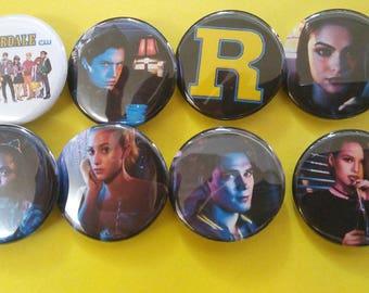 Riverdale Vol. 1 Pinbacks or Magnets