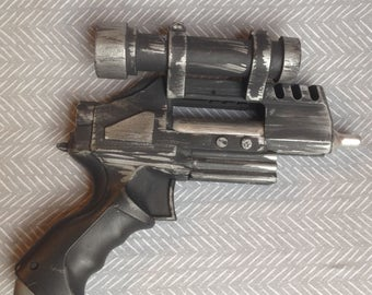 Handcrafted Cosplay Laser Pistol