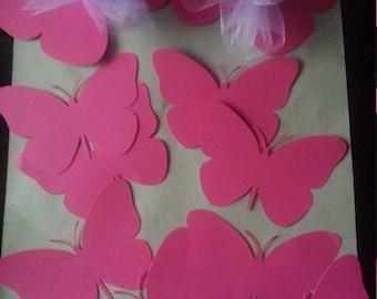 tu tu cute butterfly  cutouts!!