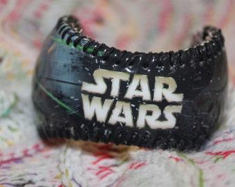 STAR WARS!!!!  Baseball Bracelet/Cuff