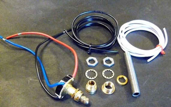 Table and Floor Lamp Parts Repair Kit Canopy 3 way Switch
