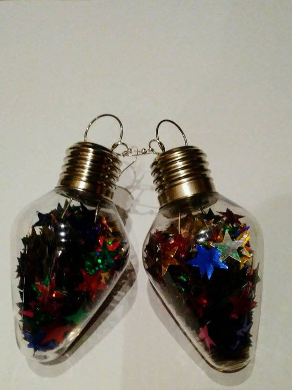 Limited Edition (Light it up bulb earrings)
