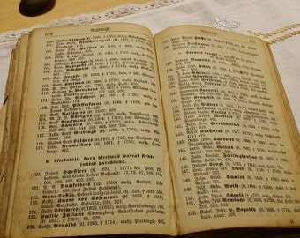 Old Latvian book