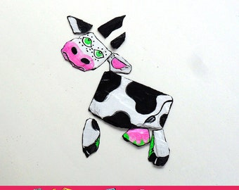Cow - Artistic magnets