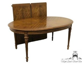 DREXEL HERITAGE Talavera Collection Spanish Revival 104″ Dining Table 441-336