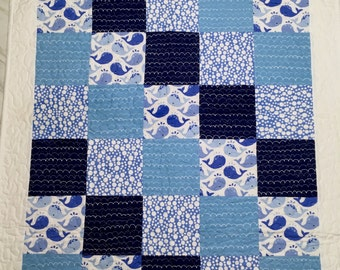 A Whale of A Time Quilt