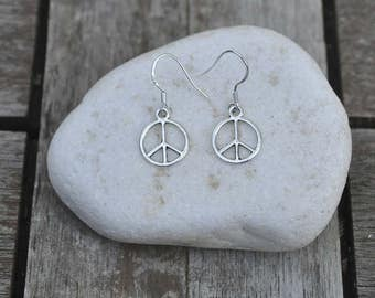Pending peace symbol