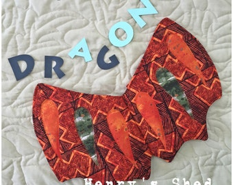 Wearable Dragon Wings