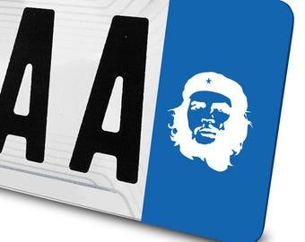 Che Guevara sticker for license plates